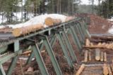 Sweden Woodworking Machinery - Smedbolaget; REMA Log Sorting Stations, 2x6