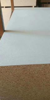 Melamine faced chipboard