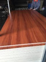 Melamine Faced Plywood, Eucalyptus Core, E1 Glue