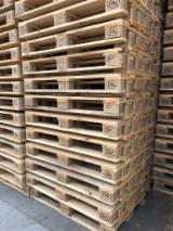Wood Pallets - New Euro Pallet - Epal from Ukraine