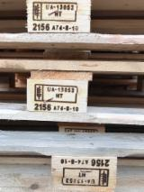 Spruce Pallets And Packaging - New Spruce/Pine Pallets, 800x1200 mm