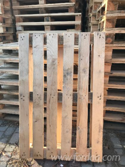 New Spruce/Pine Pallets, 800x1200 mm