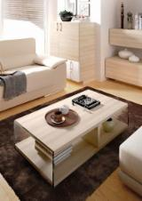Modern Designed Wooden Table made of Ash, Acacia, Pine, Rubber for Cheap Price