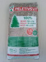 Vender Pellets De Madeira Pinus - Sequóia Vermelha ENplus Chernihiv Ucrânia