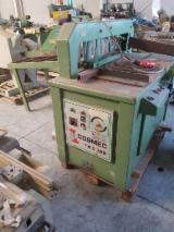 Maszyny, Sprzęt I Chemikalia - Pilarki Poprzeczne COSMEC TRA 100 Używane Włochy