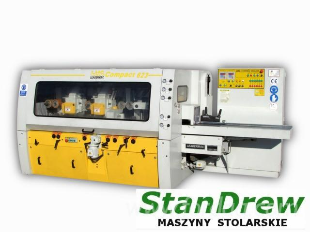 Used-Leadermac-Compact-623-Moulder