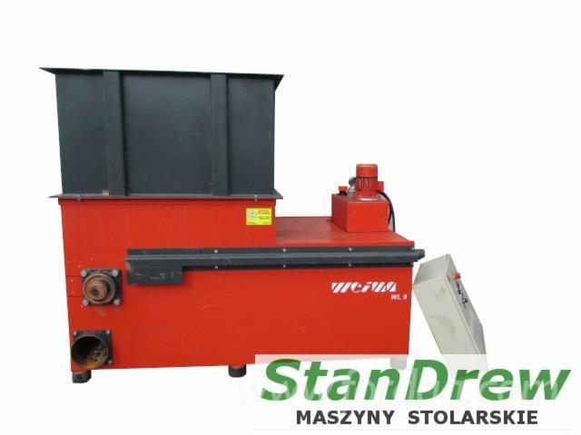 Vend-Machines-%C3%80-Fabriquer-Des-Particules-WEIMA-WL-9-Occasion
