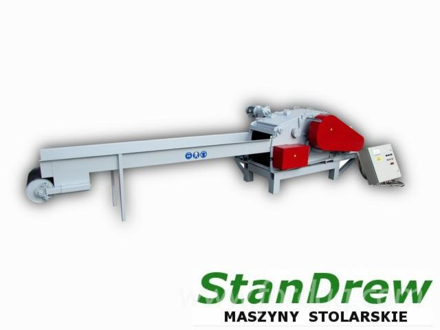 Chippers-And-Chipping-Mills-KLOCKNER-120X400X2-Polovna