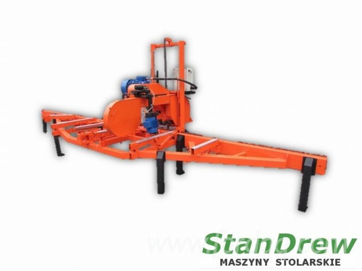 Vender-Serra-Horizontal-Para-Corte-De-Troncos-Woodmizer-LT-40-Usada-1997