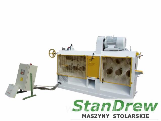 Used-Safo-DNAA-240-Rounding-Planer