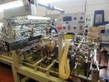 BIKAIN Woodworking Machinery - BIKAIN profile wrapping machine PUR glue
