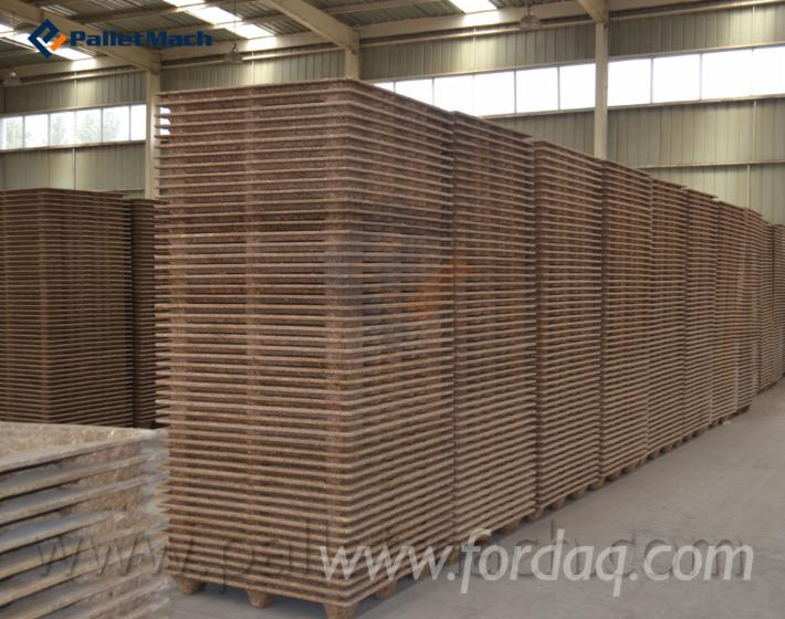 New Presswood Pallets, Korean Pine