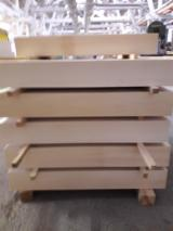 Wood Components importers and buyers - Tilia Glued Window Scantlings