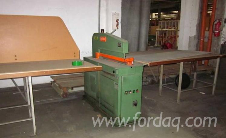 Gebraucht-Tagliabue-TT800-1995-Furnierschere-Zu-Verkaufen
