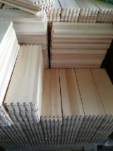 Find best timber supplies on Fordaq - Linyi Meixi International Trade Co.,Ltd - Birch Drawer Blanks or Dovetail Box