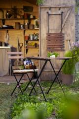 Bistro Set Including A Table And 2 Chairs