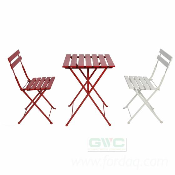 Bistro Set - Table And 2 Chairs