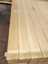 Comprar Tábuas (pranchas) Abeto , Pinus - Sequóia Vermelha, Abeto - Whitewood Vácuo Seco 23 mm