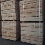Embalagens de madeira Amieiro Preto Comum, Abedul, Aspen Transporte Seco (KD 18-20%) À Venda