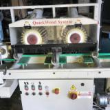 QuickWood Woodworking Machinery - QuickWood CD2-300 (3) Sided Moulding Sander