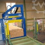 Automatic Sawn Wood Packages Press FROMM PM150000.