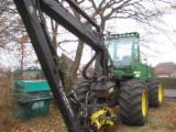 Abbattitrice - Vendo Abbattitrice John Deere 770 D Usato 2008 Germania