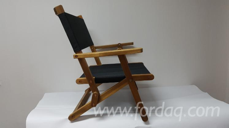 Outdoor Acacia Wooden Leisure Chairs