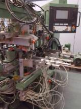 Bacci Woodworking Machinery - Bacci MX 90 Horizontal-Vertical Mortising Machine