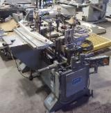 Comec Woodworking Machinery - Comec MO6+AGG Horizontal Mortising Machine