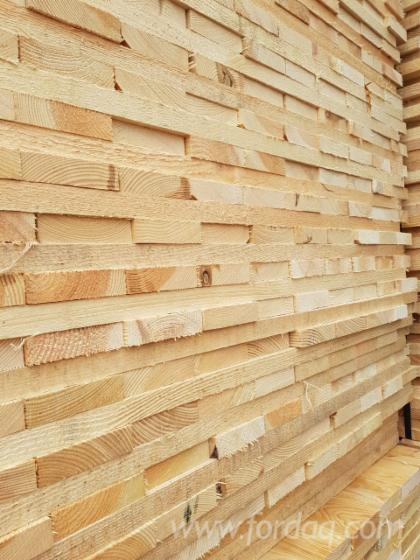 FSC 22 mm Kiln Dry (KD) Pine - Scots Pine Planks (boards) from Ukraine