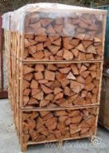 Jodła Pospolita , Sosna Zwyczajna - Redwood, Świerk - Whitewood Drewno Kominkowe/Kłody Łupane DINplus Rumunia