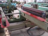 GABBIANI Woodworking Machinery - Double Squaring Line CELASCHI TSA240 – GABBIANI TDA64