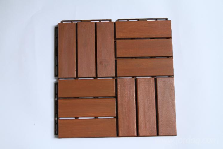 Acacia--Houten-Tuintegels