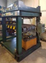 BAIONI Woodworking Machinery - BAIONI PH1 Hydraulic Press, 1500×1500 mm