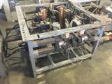 Comec Woodworking Machinery - Comec FS/R Hydraulic Pit Clamp