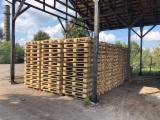 Wooden Pallets For Sale - Buy Pallets Worldwide On Fordaq - We produce and sell eur analog pallets 1200-800