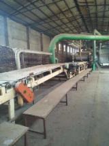 Panel Production Plant/equipment, Shanghai, Gebruikt