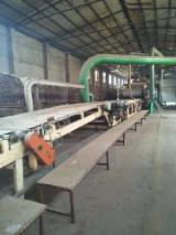 Used MDF production line/used Particle board production line/used wood based panel mills