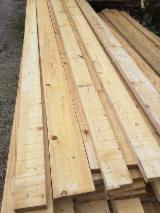 null - Fresh Spruce Sawn Timber, 33 mm, C16