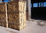 劈切薪材 – 未劈切 点火木材 榉木