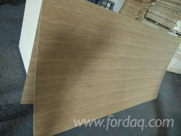Natural-Teak-Veneer-Faced-Plywood--Eucalyptus-Core--Hardwood-Back