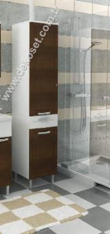 Design Bathroom Furniture - Karanfil 40 Bathroom Cabinet, MDF