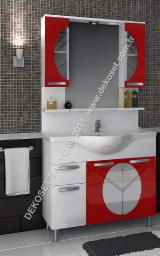 B2B Kupaonski Namještaj Za Prodaju - Fordaq - Garniture Za Kupatila, Dizajn, 1 - 100 komada Spot - 1 put