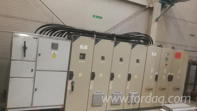 10MW Biomass powerplant with ORC cogeneration plant