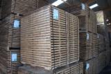 Sciages et Bois Reconstitués - CHENE frises 27mm x 80 mm (scié 29 mm x 86 mm) QF1a