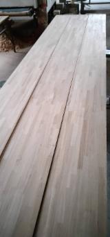 FSC Walnut/Gum/Oak FJ Solid Panels, 4000 mm