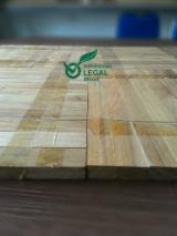 null - Teak Wood Industrial Mozaik