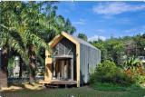 Дерев'яні Будинки - Бунгало, Сосна Промениста