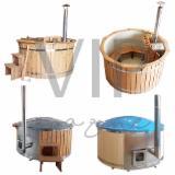 B2B Holzhäuser Zu Verkaufen - Kaufen Und Verkaufen Sie Holzhäuser - Sauna, Sibirische Lärche, Sibirische Kiefer, Sibirische Fichte