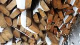 Softwood  Unedged Timber - Flitches - Boules - Larch , Spruce Loose -- mm Romania